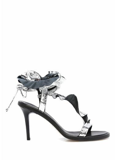 Etoile Isabel Marant Sandalet Gümüş